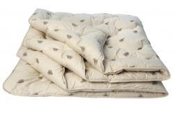 Одеяло из верблюжьей шерсти (облегченное)