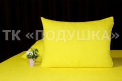 Купить желтые махровые наволочки на молнии в Краснодаре