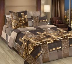 Купить постельное белье из бязи «Сити 4» в Краснодаре